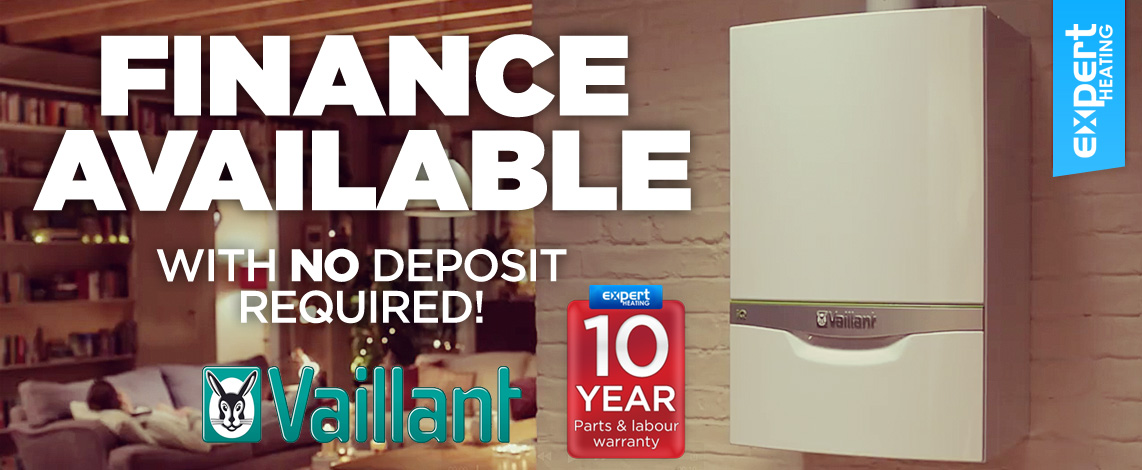 boiler finance available